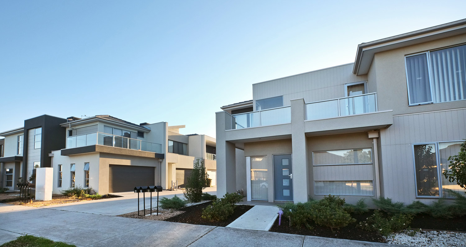 Hebel building projects for Townhouse construction cost